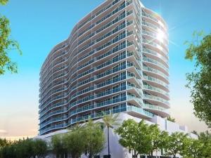 Condo Towers in Pompano Beach