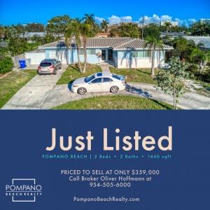 604 NE 25th Ave Pompano Beach Real Estate For Sale F10165849