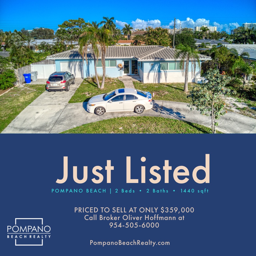 604 NE 25th Ave Pompano Beach Real Estate For Sale F10165849