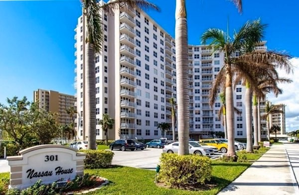 Nassau House Condos For Sale in Pompano Beach