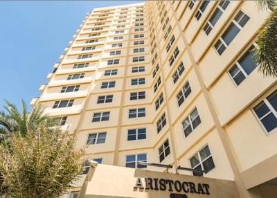 The Aristocrat Condominium in Pompano Beach