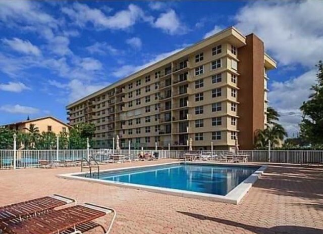 Tradewinds Condominium of Pompano Beach at 1009 N Ocean Blvd