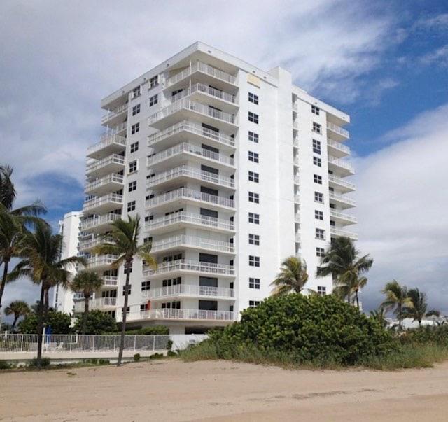Ocean Heritage Club Condos For Sale in Pompano Beach