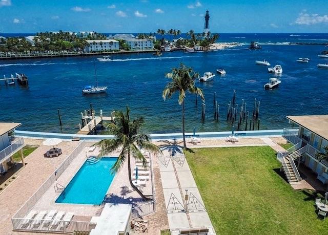 Hillsboro Shores Executive Club Condos For Sale in Pompano Beach