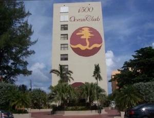 1500 Ocean Club Condos For Sale in Pompano Beach