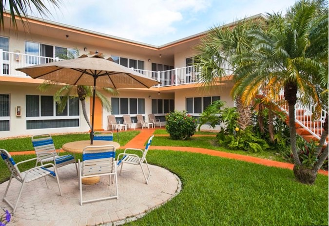 Floranada Condo Vacation Rental in Pompano Beach