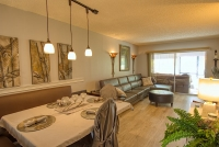 Cypress Bend Condos For Sale in Pompano Beach Living and Dining Room