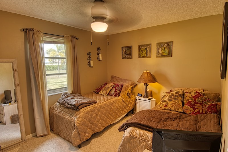 Cypress Bend Condos For Sale in Pompano Beach Second Bedroom