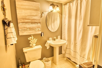 Pompano Beach neighborhood Cypress Bend Bathroom