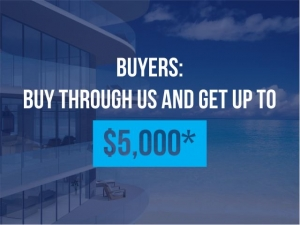 Pompano Beach Realty credits buyer up to $5,000 towards closing costs at closing