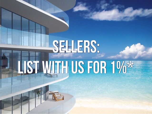 Pompano Beach Discount Brokerage - Sell your home for 1% or more listing fee