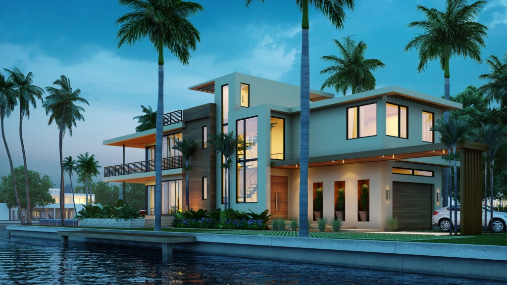 Waterfront Homes For Sale in Pompano Beach and Oceanfront Condos For Sale