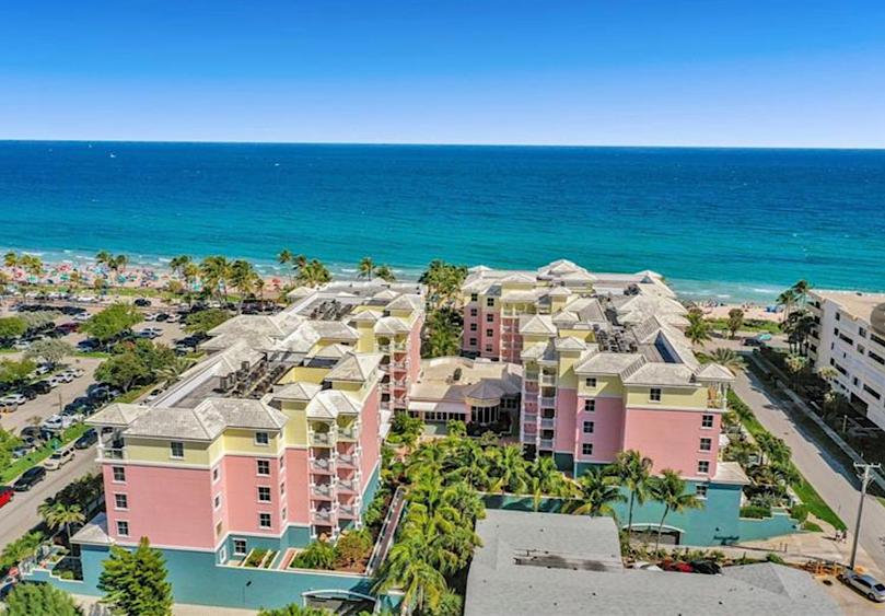 Ocean Plaza Condos For Sale Deerfield Beach