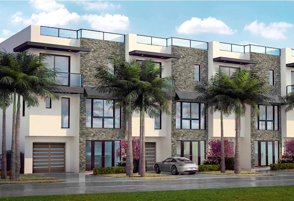 Townhomes For Sale in Pompano Beach FL