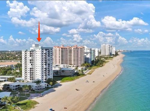 Leisure Towers Condos For Sale Pompano Beach